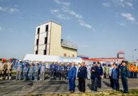 В Нововоронеже стартовали соревнования добровольных пожарных формирований АЭС России на Кубок Концерна «Росэнергоатом»