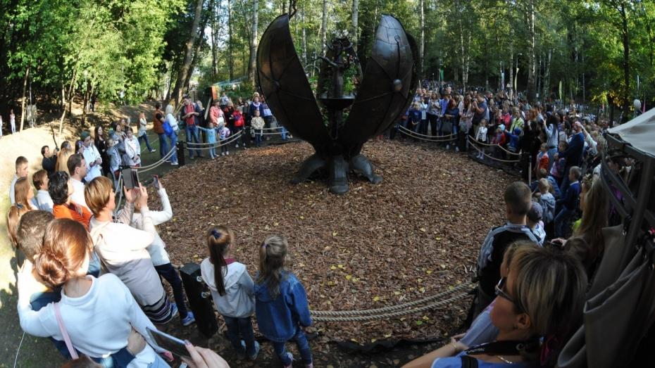 Международный фестиваль «Город-сад» собрал в Воронеже 220 тыс гостей