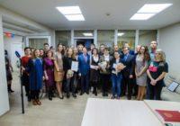 Алексей Гордеев наградил сотрудников «Студии «Губерния» в день 15-летия телекомпании