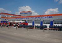 Пожарно-спасательная часть (ПСЧ) N 14 в Нововоронеже  стала лучшей пожарной частью в России.