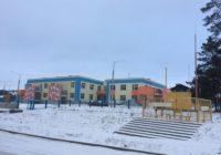 Открытие нового детского сада в новом микрорайоне