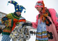 Нововоронежская АЭС на «широкую» масленицу устроила праздник для учащихся школ города.