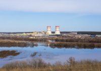 Нововоронежская АЭС -паводок