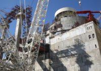 Турбина энергоблока №2 Нововоронежской АЭС-2 поставлена на валоповорот