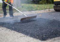 Внимание. Ремонт дороги на НВ АЭС