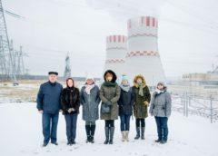 Город атомщиков посетили представители мэрии города Пакш (Венгрия)