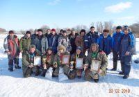23 февраля состоялся турнир посвящённый Дню Защитника Отечества по подлёдной ловле рыбы