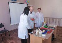 25 марта в Доме детского творчества состоялся  городской конкурс  -«Дебют в науке».