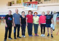 Команда Нововоронежских пенсионеров заняла 3-е место в финале фестиваля по ГТО