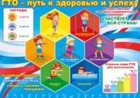 ГТО для детей в детском саду №6