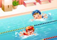 Плаванье в детском саду №14