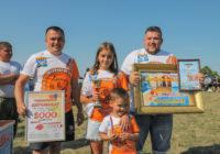 Пятый Семейный турнир  города Нововоронеж установил рекорд!